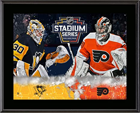 quality design 18da7 2668b Amazon.com: 2019 NHL Stadium Series Pittsburgh Penguins vs ...