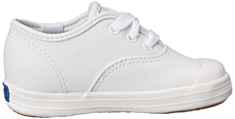 Keds girls Champion Lace Toe Cap Sneaker