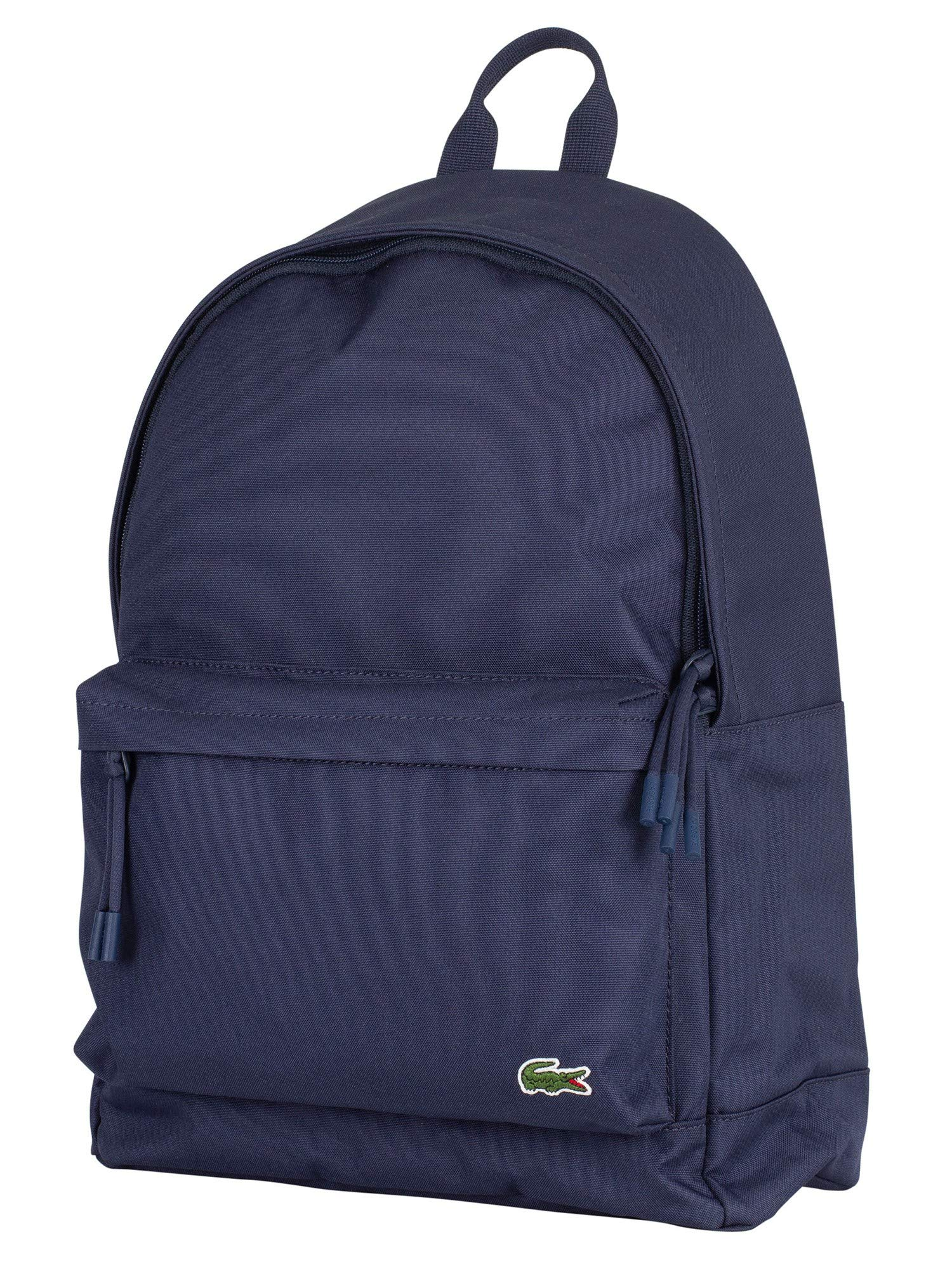 Lacoste Mens Backpack - Peacoat Navy