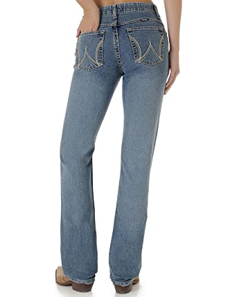 86ab9232 Wrangler Women's Cool Vantage Ultimate Riding Q- Jeans - Wcv20sb at ...