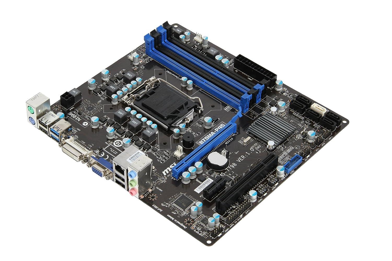 MSI B75MA-P45 Intel USB 3.0 Download Drivers