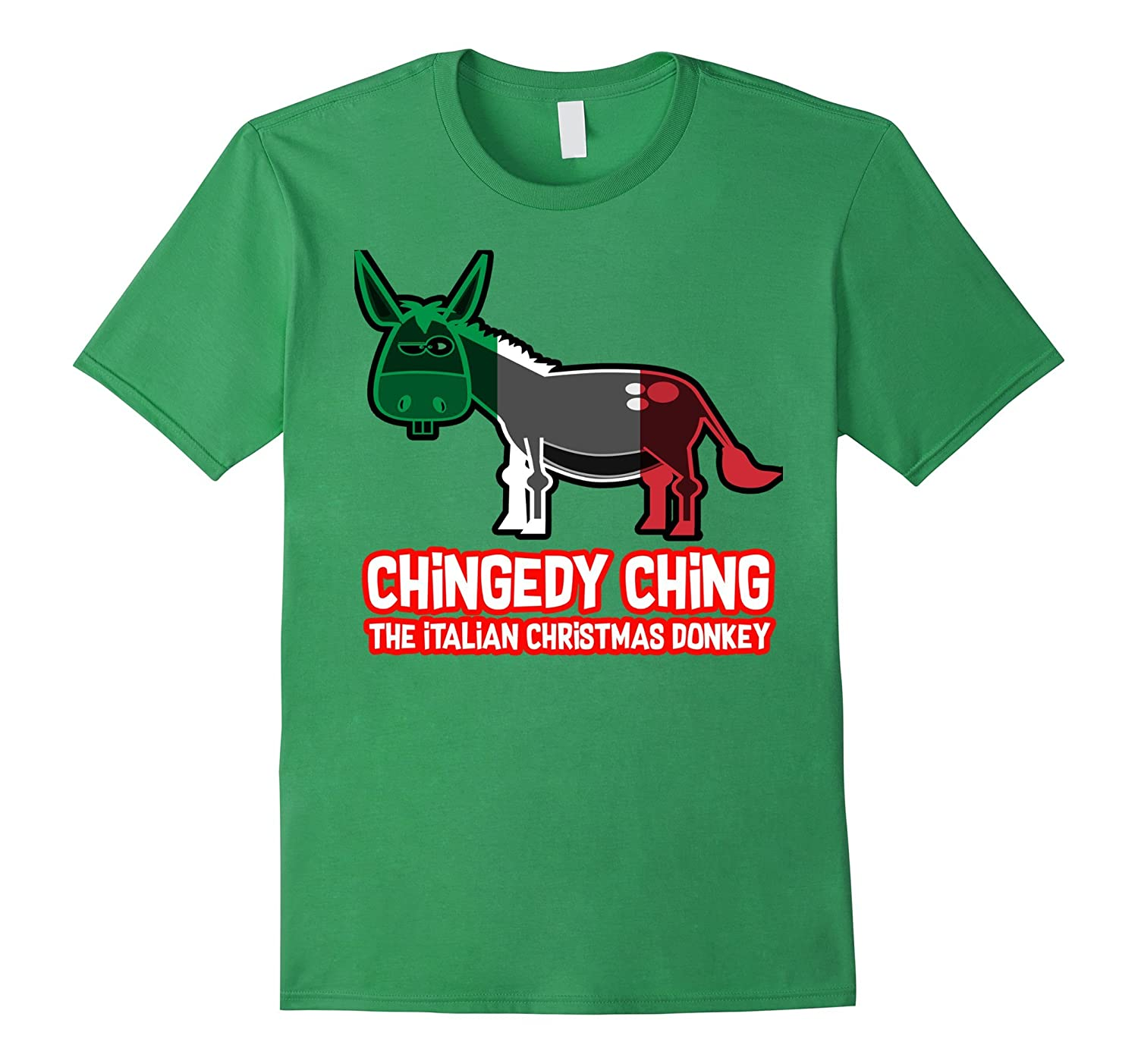 dominick the christmas donkey italian christmas donkey tee td - Dominic The Christmas Donkey
