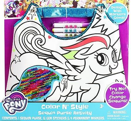 My little pony paillettes pony