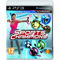 Sports Champions by Sony - PlayStation 3