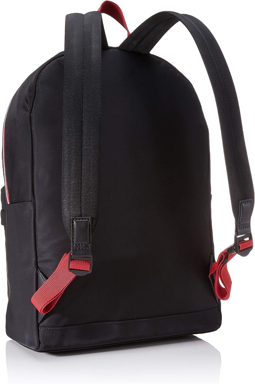 HUGO Record E/_backpack 10195633 01 Men/'s Shoulder Bag 16x43x30 centimeters Black B x H x T