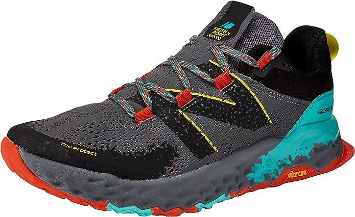 New Balance Hierro V5 Fresh Foam, Zapato para Correr Estilo Trail Running para Hombre: Amazon.es: Zapatos y complementos
