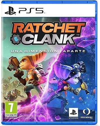 Ratchet & Clank Una dimensión aparte en Amazon
