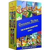 Geronimo Stilton: The 10 Book Collection (Series 3)