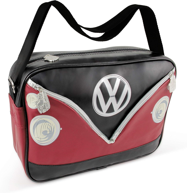 BRISA VW Collection VW T1 Bus Shoulder Bag Landscape