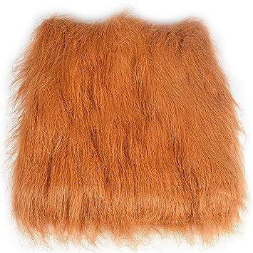 BEETEST Peluca de pelo de melena de León para Pet perro disfraz Halloween Party Dress up