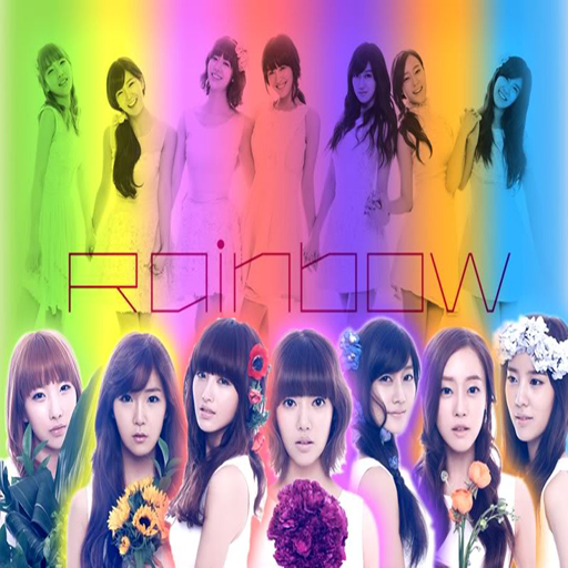 Rainbow South Korean Girl Band Live Wallpaper Best Amazon