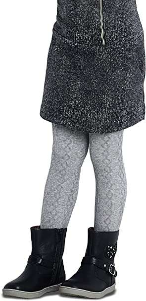 PENTI M/ädchen Pretty Karina-Thick Tricot Kids Tights Strumpfhose
