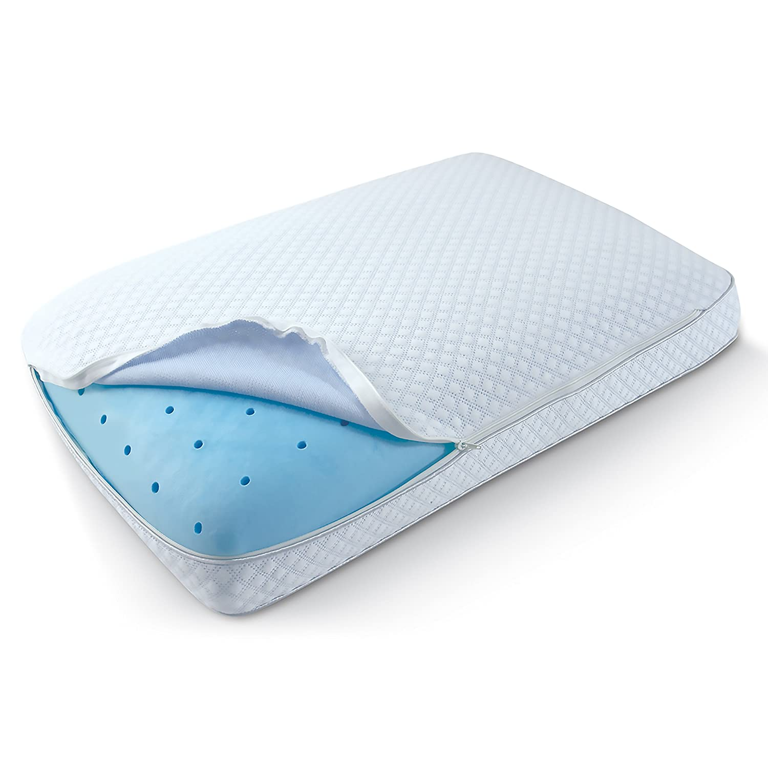 and nordic cover raypac with removable memory products cool tiles cooling gel pad pillow foam