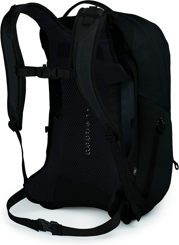 Osprey Radial 34 Black O//S zaino per uso quotidiano e brevi spostamenti unisex