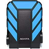 ADATA HD710 Pro 1TB Durable Shockproof External Hard Drive, Blue
