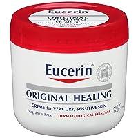 Amazon.com deals on 2-Pack Eucerin Original Healing Rich Creme 16 oz