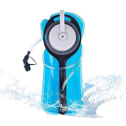 Amazon.com: FLOVA bolsa de hidratación mejorada, bolsa de ...