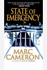 State of Emergency (Jericho Quinn Thriller Book 3) Kindle Edition