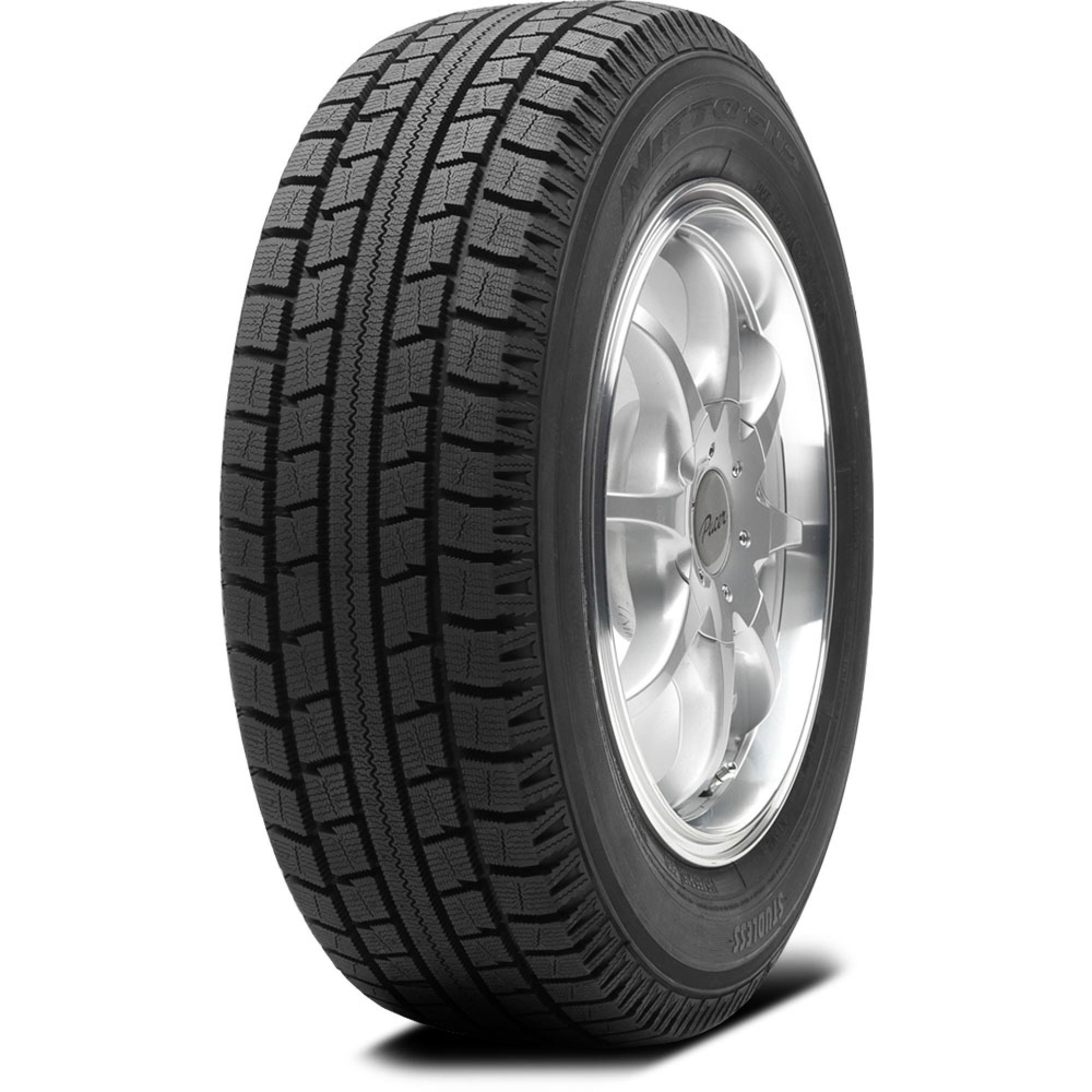 Nitto NT-SN2 Winter Winter Radial Tire -195/65R15 91T
