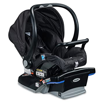 Amazon.com : Combi Lightweight Infant Car Seat with Side Impact and