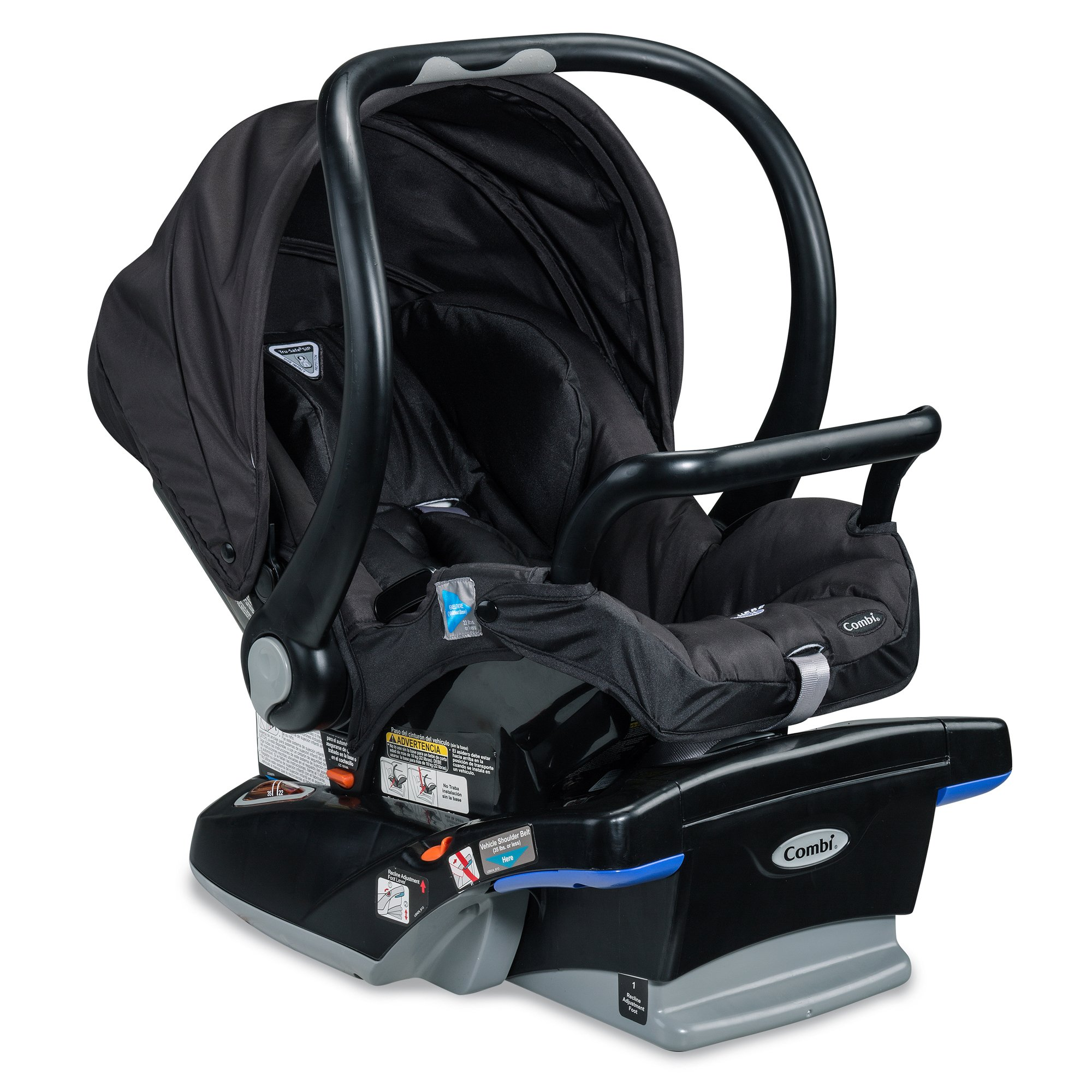 Amazon.com : Combi Lightweight Full Sized Travel System ...