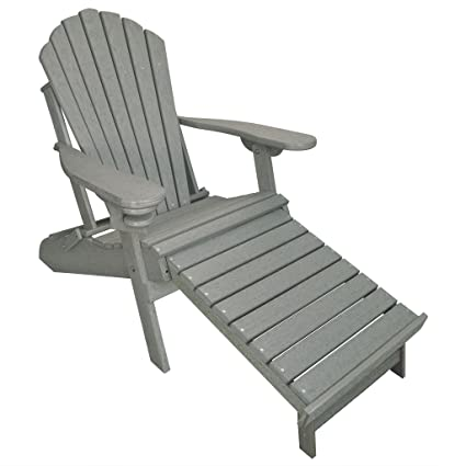 Amazon.com: ECCB Outdoor Outer Banks Deluxe silla plegable ...
