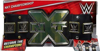 NEW. 2018 WWE MATTEL  NXT WRESTLING BELT