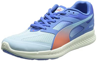01 Puma 188077 Ignite Grey Jogging Fitness Pink Women Shoes Running 10B1qT