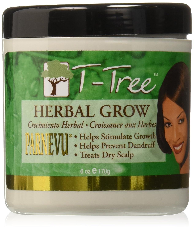 Parnevu T-Tree Herbal Grow Oil, 6 Ounce