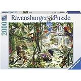 Ravensburger 16610 - Puzzle Dschungelimpressionen, 2000 Teile