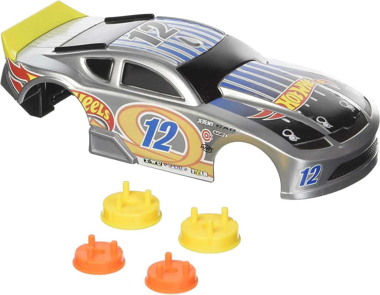 Hot Wheels Ai Speedway Spoiler Car Body & Wheels Custom Kit: Amazon.es: Juguetes y juegos