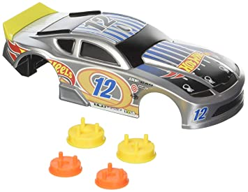 Hot Wheels Ai Speedway Spoiler Car Body & Wheels Custom Kit ...