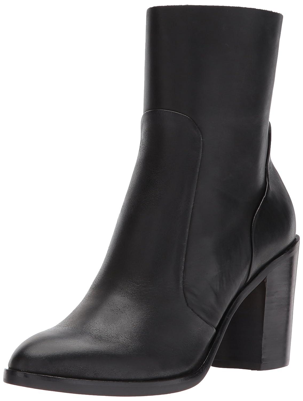 Dolce Vita Women's Samie Fashion Boot B0744PQXDD 6 B(M) US|Black Leather