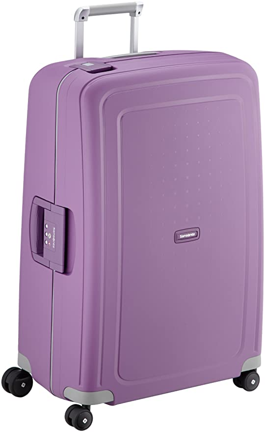 Samsonite Trolley SCURE SPINNER 75/28 LILAC