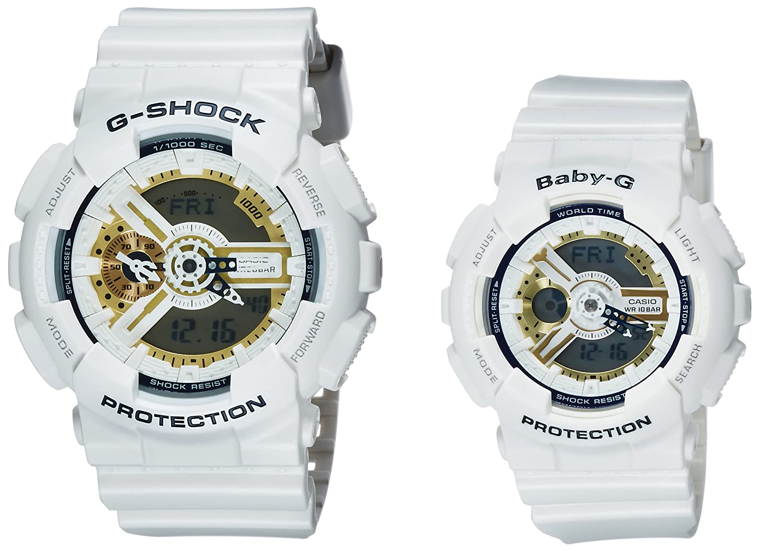 Amazon.com: CASIO G-SHOCK G PRESENTS LOVERS COLLECTION 2016 LOV-16A-7AJR JAPAN IMPORT: Watches