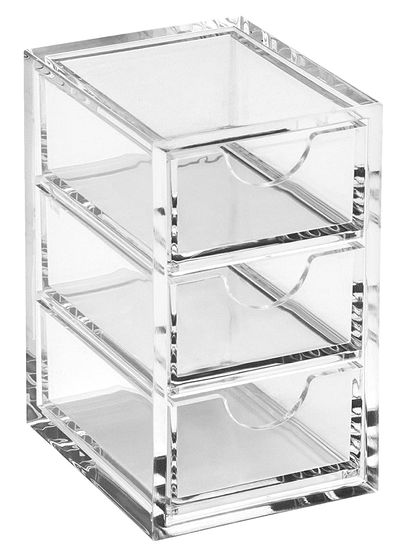 5 Tier transparent Osco Organiseur /à tiroirs Small