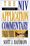 2 Corinthians (The NIV Application Commentary Book 8)