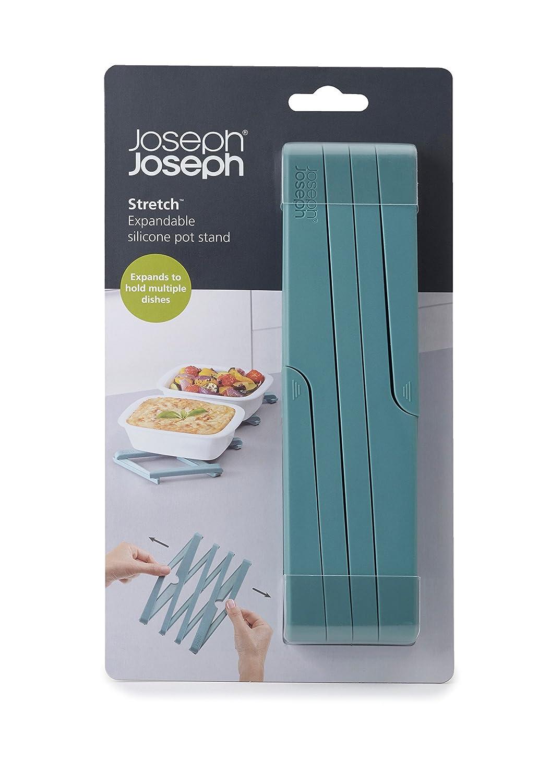 Joseph Joseph Noir R/ésiste /à 240 Degr/és Dessous de Plat Design et Extensiblen Antid/érapant Stretch