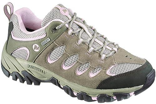 Merrell Ridgepass, Zapatos de Low Rise Senderismo, Mujer: Amazon.es: Zapatos y complementos