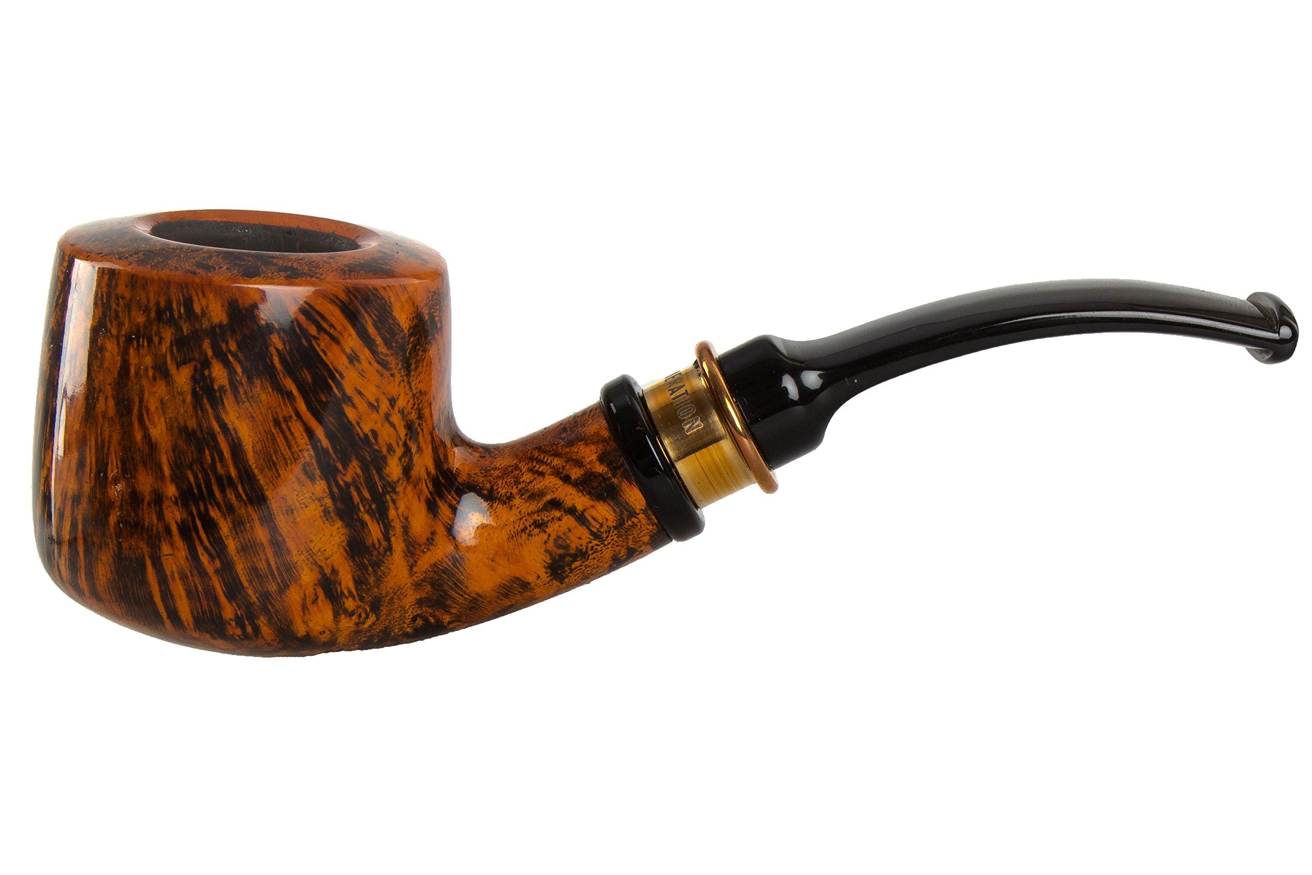 4th Generation 1897 Tobacco Pipe - Burnt Sienna