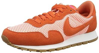 Nike Air Pegasus '83 Damen Laufschuhe, Orange (Total Crimson ...