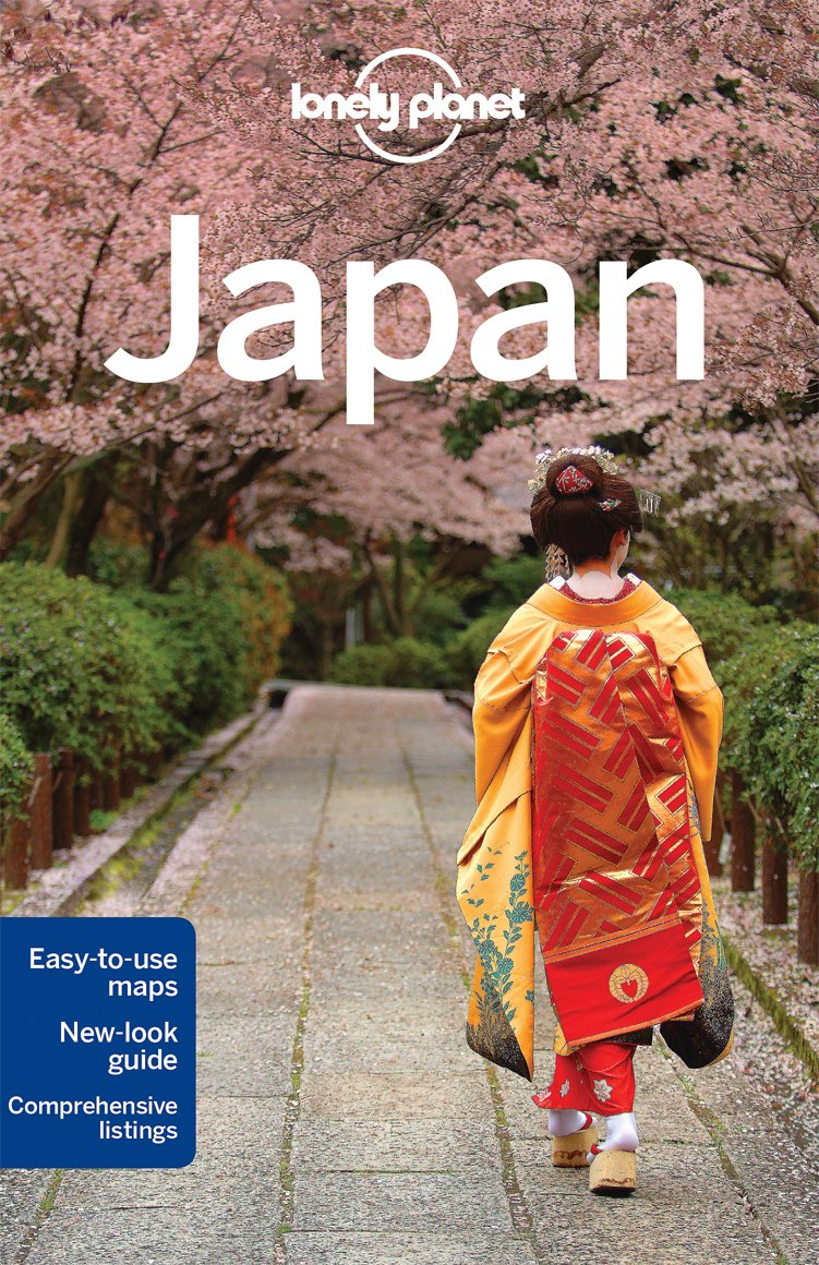 Lonely Planet Japan Guide (Country Regional Guides)