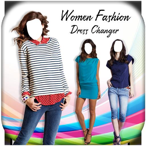 Women Fashion Dress Changer