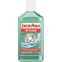 Licor del Polo - Enjuague Bucal 3D Clean