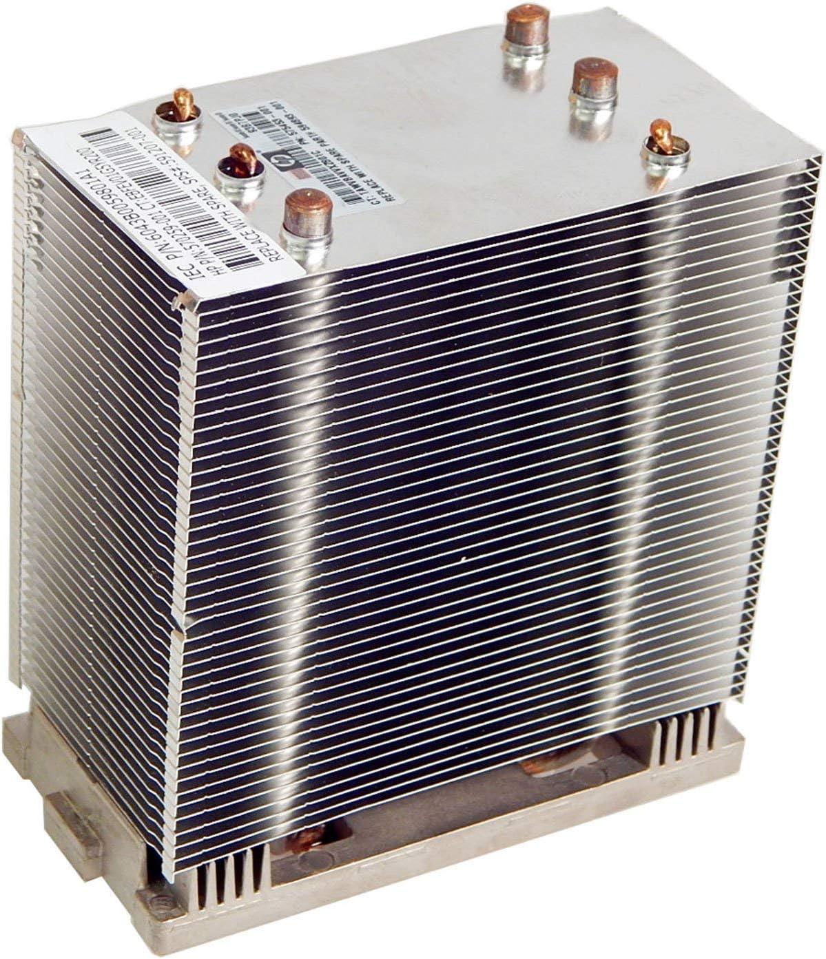 HP DL580 DL980 Gen7 Heatsink 570259-001 591207-001 (Certified Refurbished)