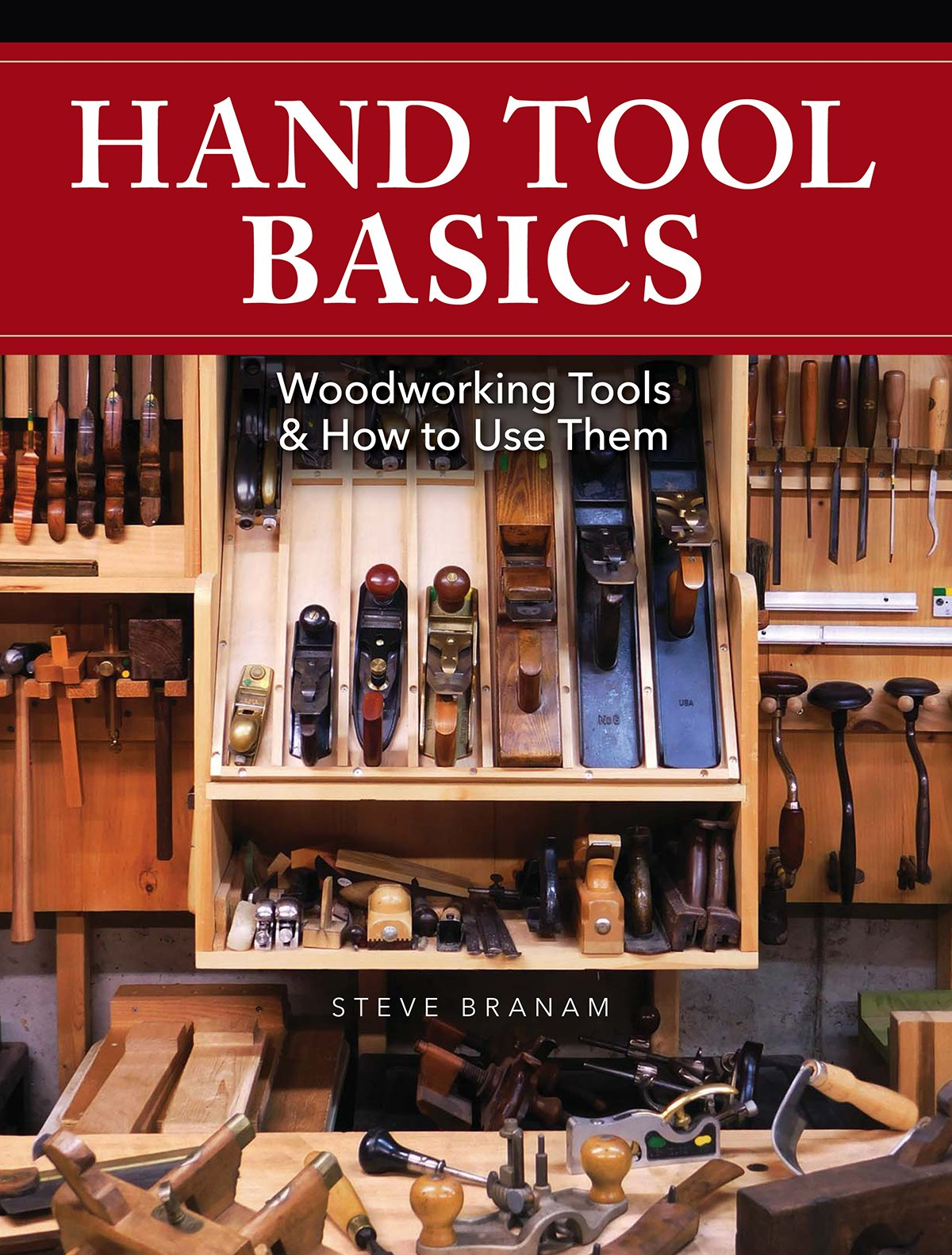 Hand Tool Basics: Woodworking Tools and How to Use Them