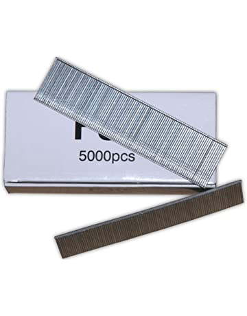 5.000 St/ück Tacwise 0395 Stiftn/ägel 18G//20mm Verzinkt