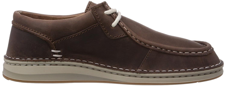 Shoes Pasadena - Zapatos de cordones para mujer, color Middle Brown, talla 40 Birkenstock