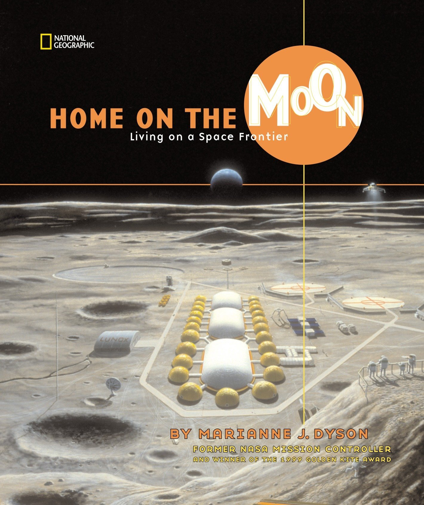 Read Online Home on the Moon: Living on a Space Frontier PDF