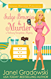Fudge Brownies & Murder (Culinary Competition Mysteries Book 4)